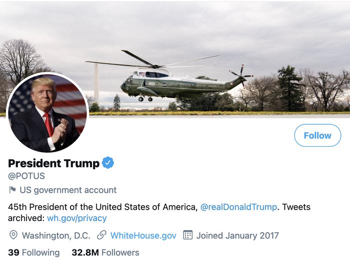 Twitter sẽ bàn giao tài khoản Tổng thống Mỹ cho ông Biden vào ngày nhậm chức Ảnh 2