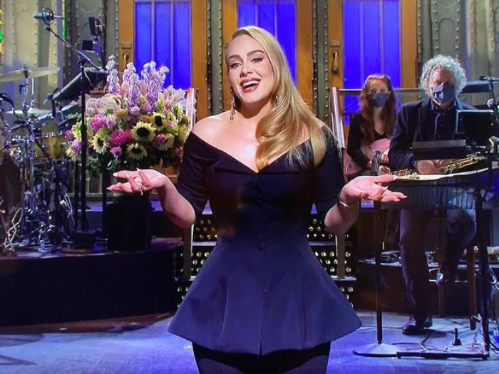 Nữ ca sĩ vừa có teaser cho bài hát mới này là Adele hay là Katy Perry ? Ảnh 6