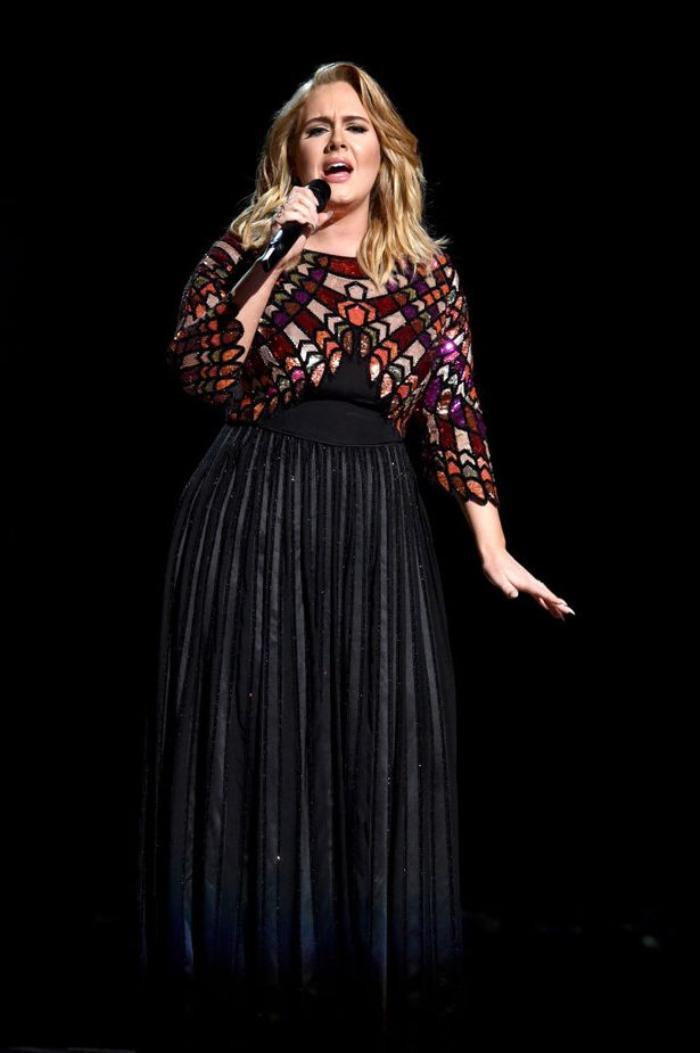 Nữ ca sĩ vừa có teaser cho bài hát mới này là Adele hay là Katy Perry ? Ảnh 4