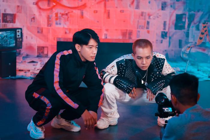 Hậu King of Rap, Weeza kết hợp cùng nhóm nhảy học trò của Quang Đăng trong dự án đặc biệt Ảnh 3