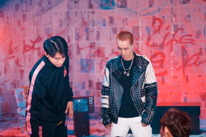 Hậu King of Rap, Weeza kết hợp cùng nhóm nhảy học trò của Quang Đăng trong dự án đặc biệt Ảnh 2