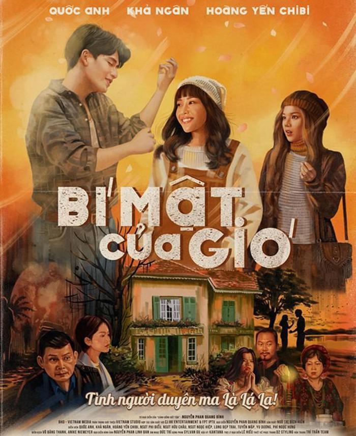 'Bí mật của gió' ra rạp sau 10 tháng hoãn vì COVID-19, sao Việt ngạc nhiên bởi chất lượng phim Ảnh 1