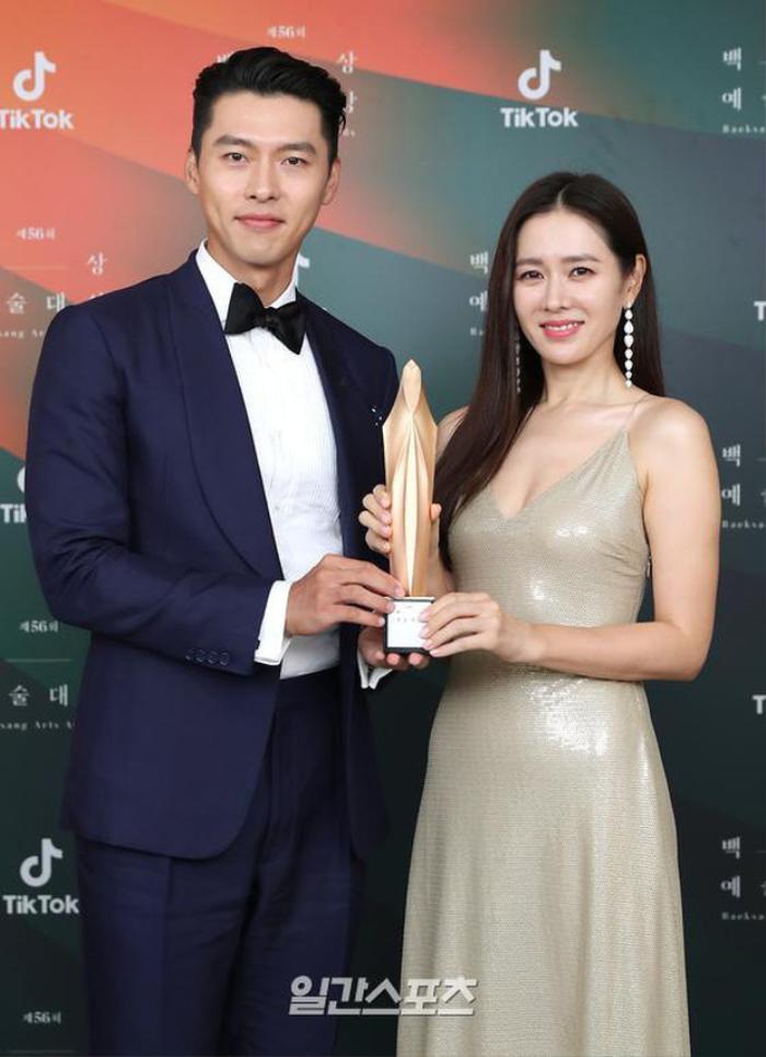 Son Ye Jin sở hữu vòng 1 vạn người mê nhưng liên tục phồng - xẹp khó hiểu Ảnh 10