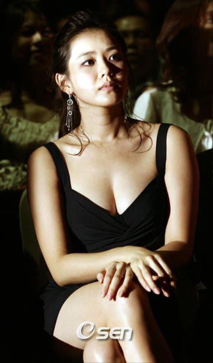 Son Ye Jin sở hữu vòng 1 vạn người mê nhưng liên tục phồng - xẹp khó hiểu Ảnh 1