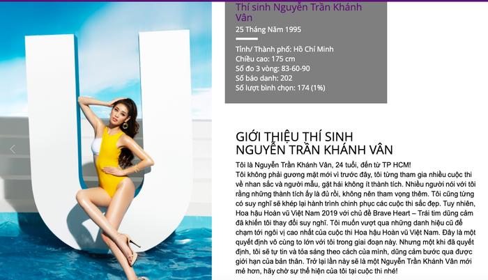 Số đo vòng 1 của Hoa hậu Việt lúc đăng quang, Đỗ Thị Hà có vòng ngực nhỏ nhất Ảnh 17