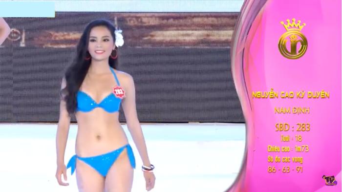 Số đo vòng 1 của Hoa hậu Việt lúc đăng quang, Đỗ Thị Hà có vòng ngực nhỏ nhất Ảnh 9