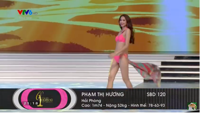 Số đo vòng 1 của Hoa hậu Việt lúc đăng quang, Đỗ Thị Hà có vòng ngực nhỏ nhất Ảnh 13