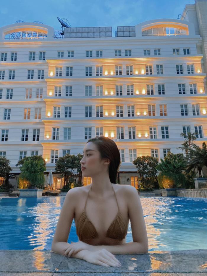 Số đo vòng 1 của Hoa hậu Việt lúc đăng quang, Đỗ Thị Hà có vòng ngực nhỏ nhất Ảnh 8