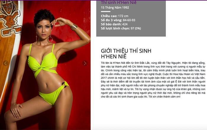 Số đo vòng 1 của Hoa hậu Việt lúc đăng quang, Đỗ Thị Hà có vòng ngực nhỏ nhất Ảnh 14