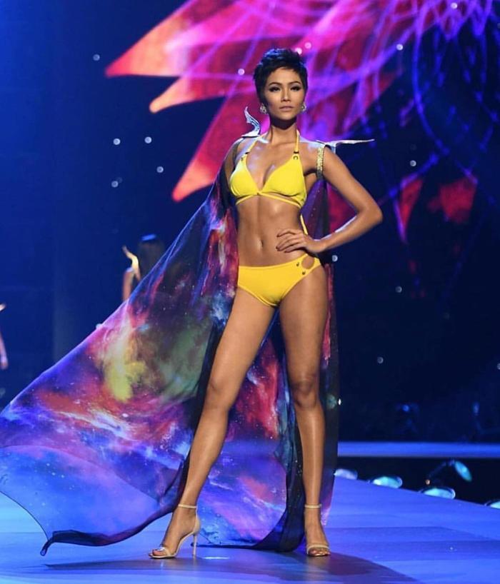 Số đo vòng 1 của Hoa hậu Việt lúc đăng quang, Đỗ Thị Hà có vòng ngực nhỏ nhất Ảnh 16