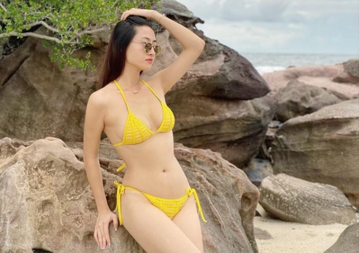 Số đo vòng 1 của Hoa hậu Việt lúc đăng quang, Đỗ Thị Hà có vòng ngực nhỏ nhất Ảnh 6