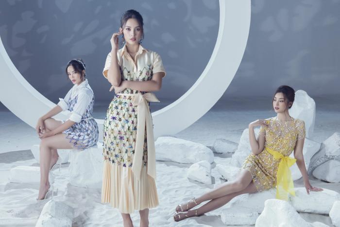 Sáu nàng hậu xuất hiện trong một khung hình, Mai Phương Thúy chạm đến đỉnh cao nhan sắc Ảnh 5