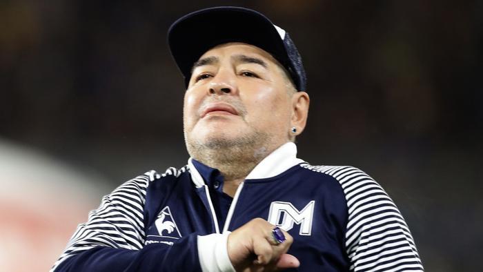 Chủ tịch Nguyễn Hữu Thắng: 'Ông Diego Maradona ra đi đột ngột quá' Ảnh 1