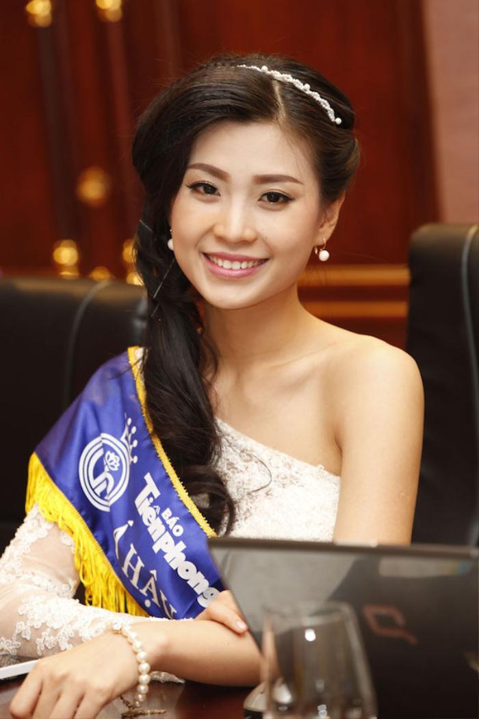 Á hậu Việt Nam kết hôn trong nhiệm kỳ như Tường San: Thúy Vân - Diễm Trang - Trà My hạnh phúc viên mãn Ảnh 5