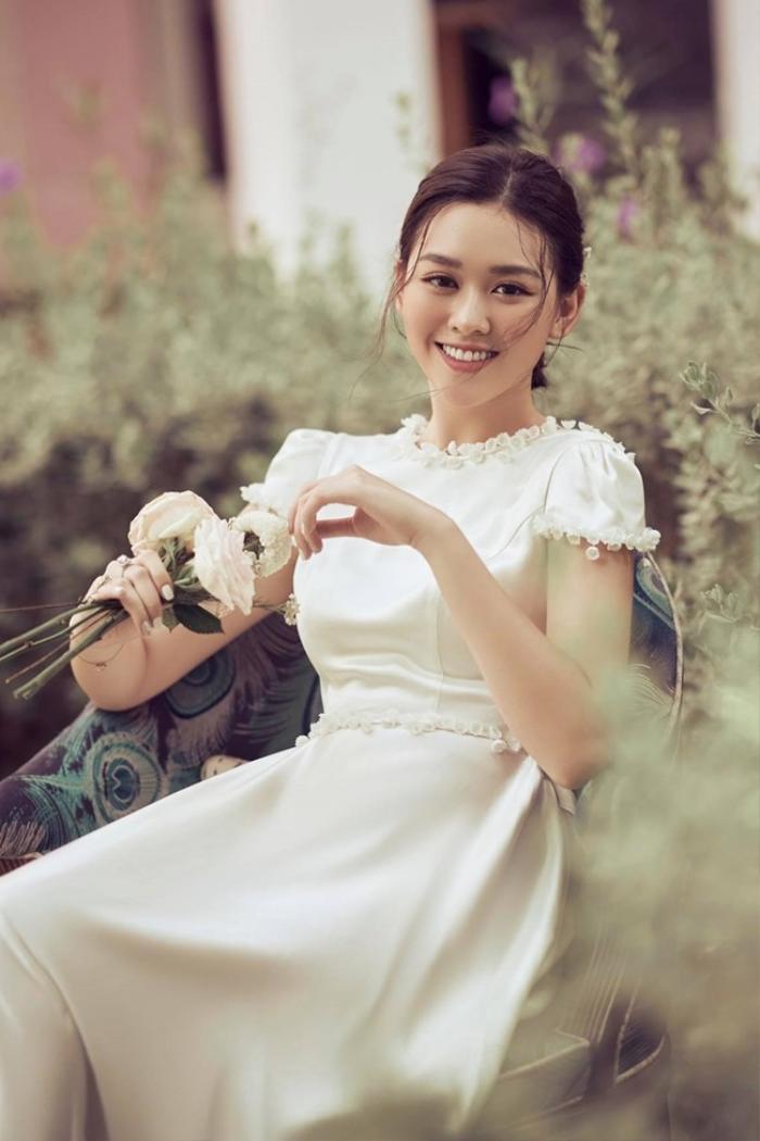 Á hậu Việt Nam kết hôn trong nhiệm kỳ như Tường San: Thúy Vân - Diễm Trang - Trà My hạnh phúc viên mãn Ảnh 4
