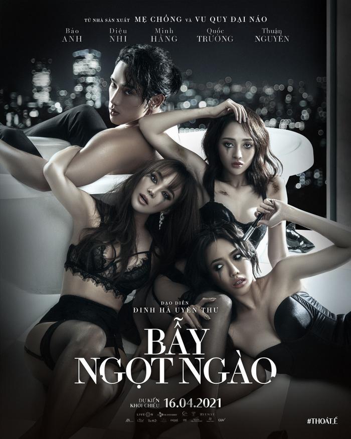 'Nam thần số hưởng' Thuận Nguyễn: Vừa đóng phim đã cặp kè cùng loạt mỹ nhân đình đám Vbiz Ảnh 11