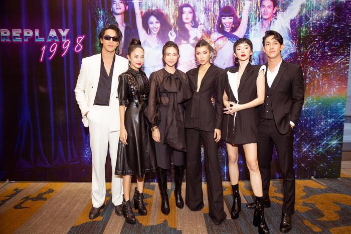 'Nam thần số hưởng' Thuận Nguyễn: Vừa đóng phim đã cặp kè cùng loạt mỹ nhân đình đám Vbiz Ảnh 8