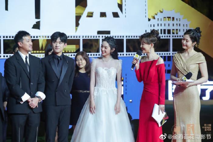 Kết quả LHP Kim Kê: Châu Đông Vũ chính thức trở thành Tam kim Ảnh hậu trẻ nhất lịch sử Ảnh 6