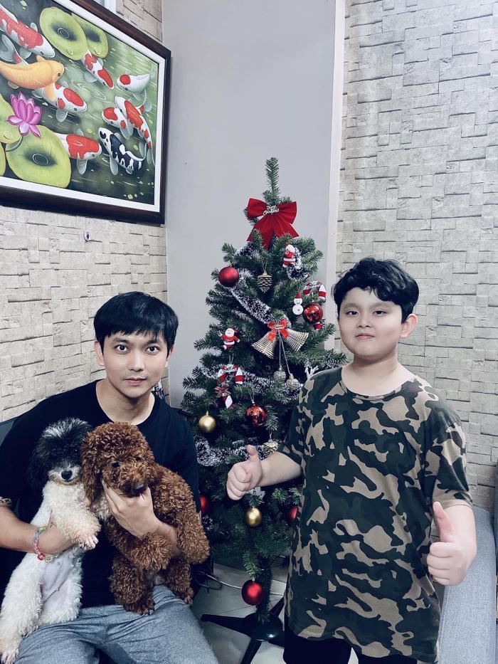 Trương Quỳnh Anh - Tim tái hợp vì con trai để cùng nhau làm điều ý nghĩa này Ảnh 2