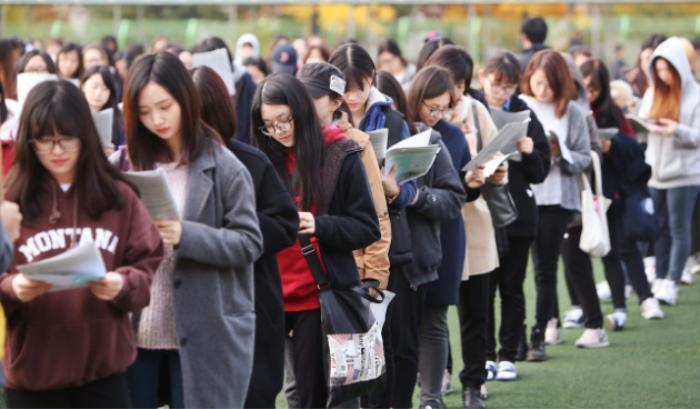 Loạt idol Hàn chuẩn bị thi đại học vào ngày mai: Thành viên TXT, NCT bỏ thi! Ảnh 2