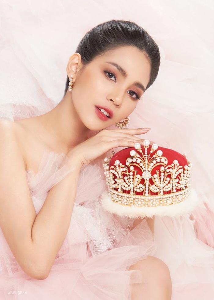 Đương kim Hoa hậu Quốc tế gửi lời chúc ngọt ngào đến Tường San khi kết hôn Ảnh 2