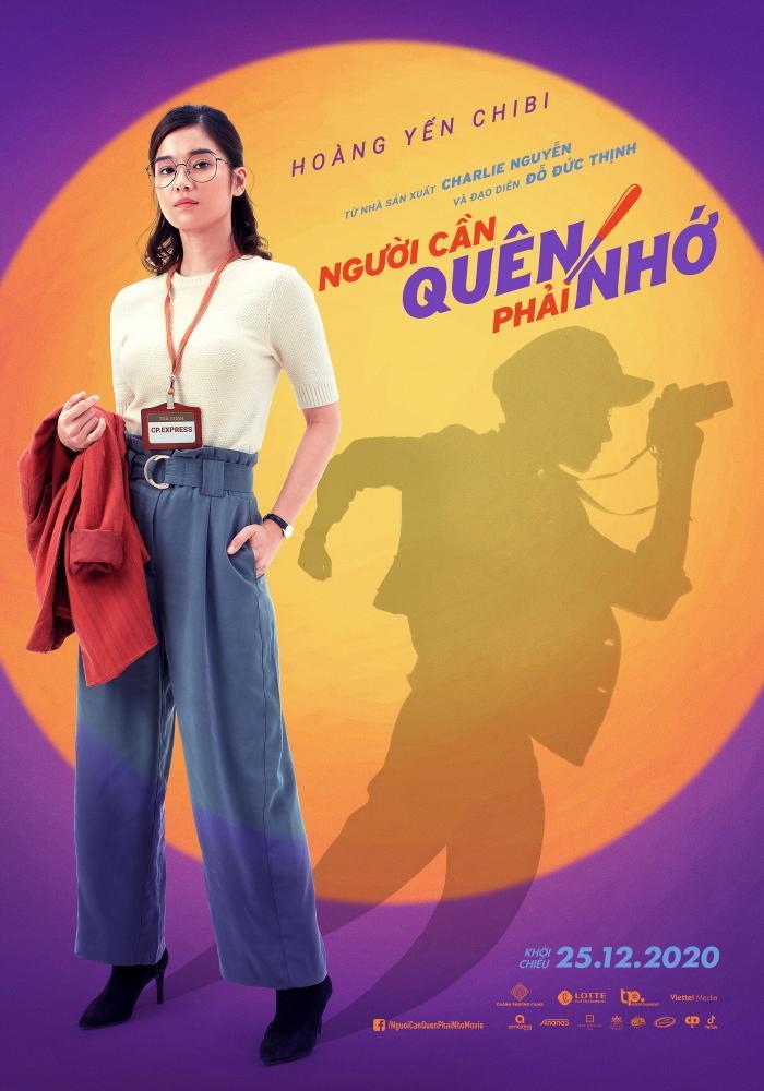 'Người cần quên phải nhớ': Hoàng Yến Chibi làm đả nữ đội lốt phóng viên, bác sĩ Karen là trợ thủ giang hồ Ảnh 2