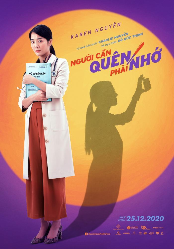 'Người cần quên phải nhớ': Hoàng Yến Chibi làm đả nữ đội lốt phóng viên, bác sĩ Karen là trợ thủ giang hồ Ảnh 5