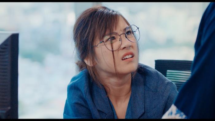 'Người cần quên phải nhớ': Hoàng Yến Chibi làm đả nữ đội lốt phóng viên, bác sĩ Karen là trợ thủ giang hồ Ảnh 8