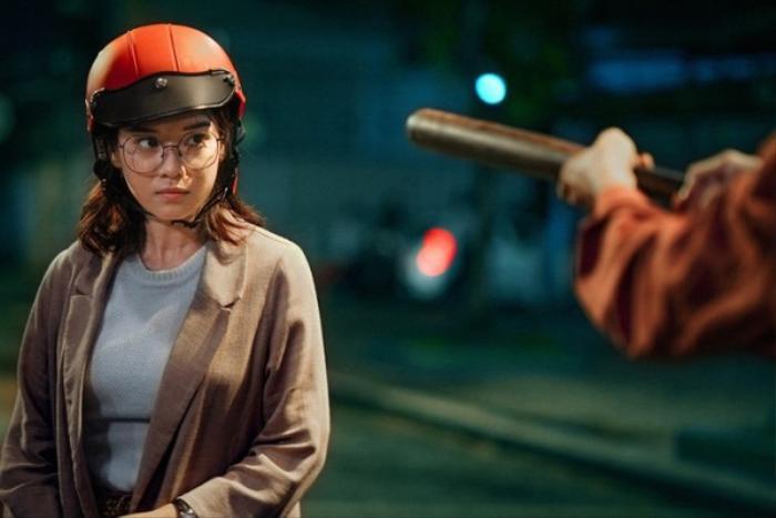 'Người cần quên phải nhớ': Hoàng Yến Chibi làm đả nữ đội lốt phóng viên, bác sĩ Karen là trợ thủ giang hồ Ảnh 9