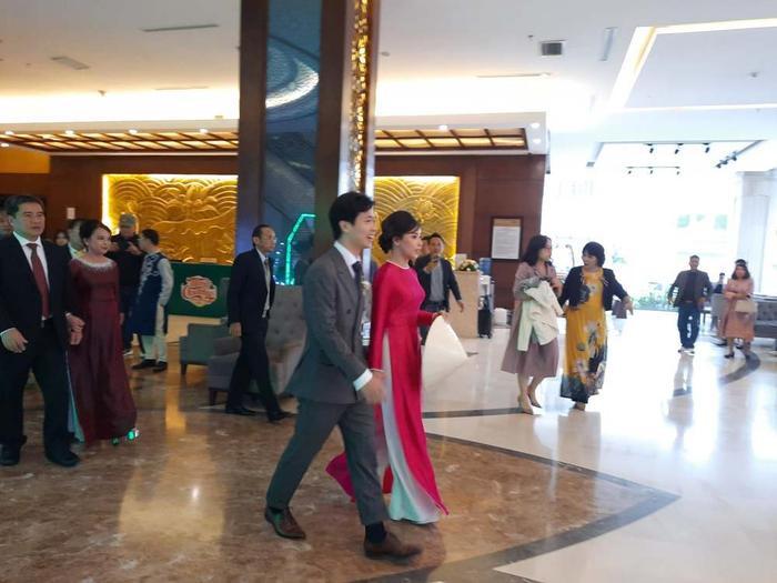 Công Phượng chuẩn bị dàn vệ sĩ bảo vệ cho đám cưới ở Nghệ An Ảnh 2