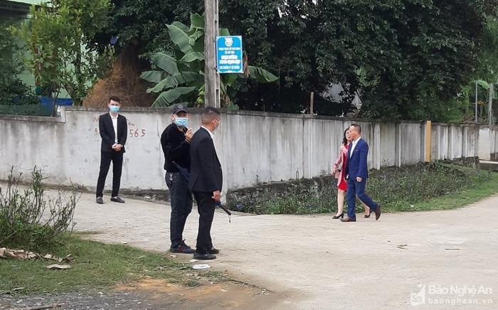 Công Phượng chuẩn bị dàn vệ sĩ bảo vệ cho đám cưới ở Nghệ An Ảnh 1