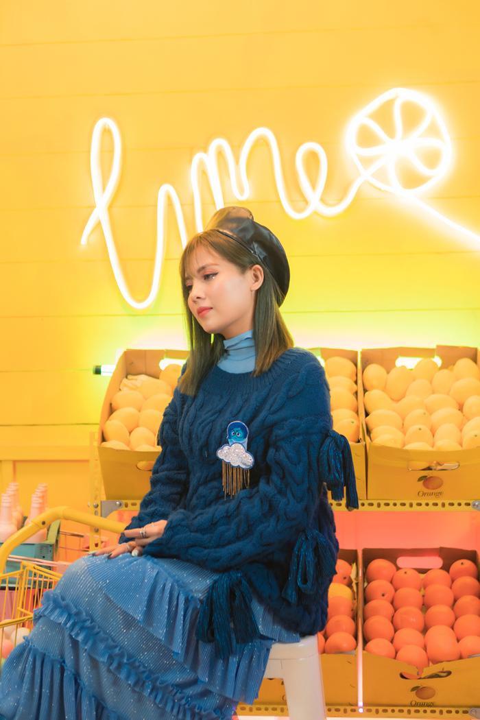 MV comeback được đánh giá ở vị trí an toàn, Mắt Ngọc nói gì? Ảnh 4