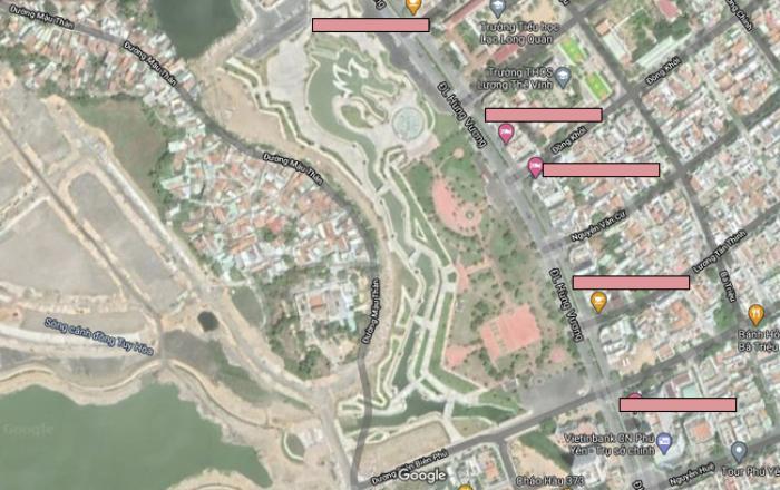 Địa điểm hình rồng khổng lồ tại Việt Nam nhìn rõ từ trên cao qua Google Maps gây sốt MXH Ảnh 2