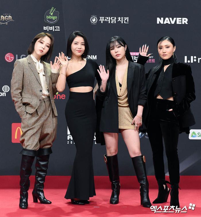 'MAMA 2020': Song Joong Ki rạng rỡ trên thảm đỏ cùng TWICE - GOT7, Jessi khoe vòng ba phản cảm Ảnh 32