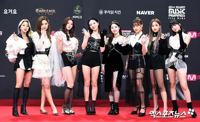 'MAMA 2020': Song Joong Ki rạng rỡ trên thảm đỏ cùng TWICE - GOT7, Jessi khoe vòng ba phản cảm Ảnh 40