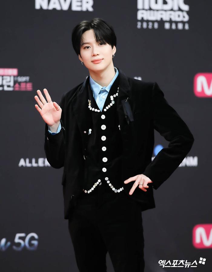 'MAMA 2020': Song Joong Ki rạng rỡ trên thảm đỏ cùng TWICE - GOT7, Jessi khoe vòng ba phản cảm Ảnh 37