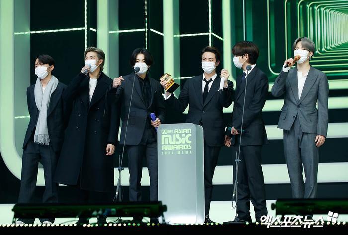 Tổng kết 'MAMA 2020': 3 sao Việt thắng giải lớn, BTS 'ẵm mỏi tay' 8 chiếc cúp! Ảnh 9