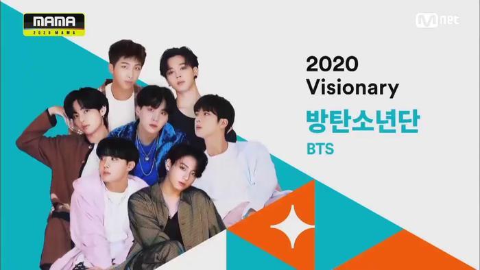Tưởng yên ổn, MAMA 2020 lại 'gây sự' với fan BTS Ảnh 2