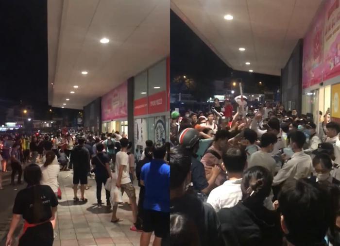 Xác định nguyên nhân vụ hỗn chiến kinh hoàng ở AEON Mall Tân Phú Ảnh 2