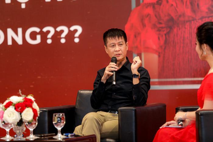 Đạo diễn Lê Hoàng: 'Phụ nữ sao phải làm đẹp vì đàn ông hay để giữ chồng?' Ảnh 2