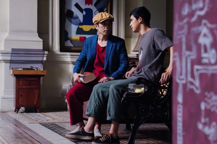 Trailer 'Người cần quên phải nhớ' lộ 'twist' to: Tình tay ba giữa Hoàng Yến Chibi, Trần Ngọc Vàng - Huyme Ảnh 10