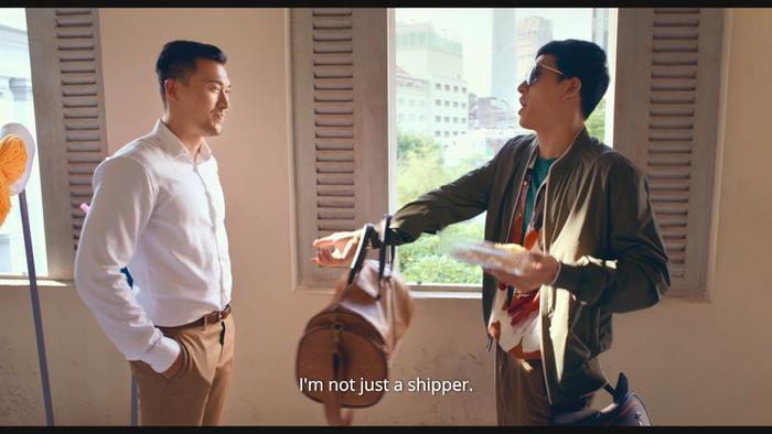 Trailer 'Người cần quên phải nhớ' lộ 'twist' to: Tình tay ba giữa Hoàng Yến Chibi, Trần Ngọc Vàng - Huyme Ảnh 3