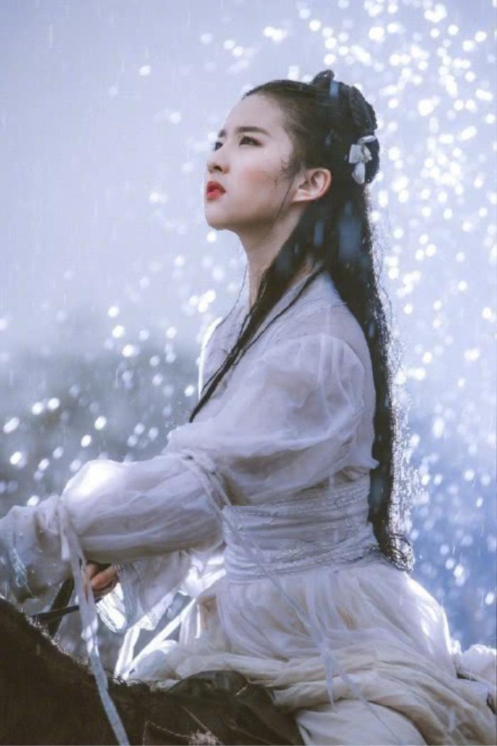 Báo Hàn so kè Dương Mịch với Lưu Diệc Phi: Lý do 'cạnh mặt' nhau là gì? Ảnh 11
