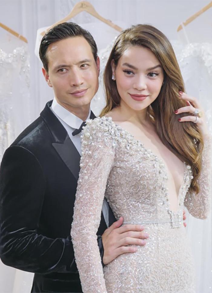 Váy cưới của Hồ Ngọc Hà tinh xảo từng đường nét, giá bán khiến ai cũng ngã ngửa Ảnh 3