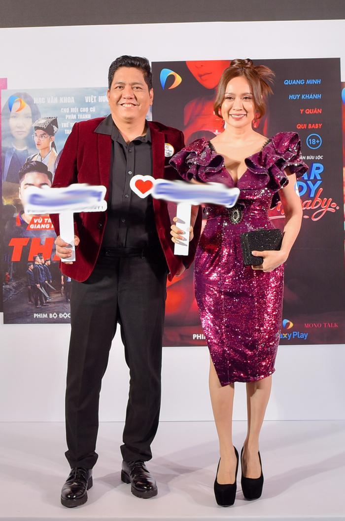 Đức Thịnh - Thanh Thuý cùng Nam Em - Lãnh Thanh dự họp báo ra mắt loạt dự án phim mới Ảnh 27