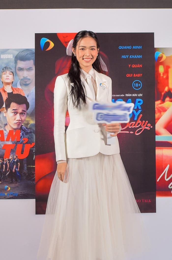 Đức Thịnh - Thanh Thuý cùng Nam Em - Lãnh Thanh dự họp báo ra mắt loạt dự án phim mới Ảnh 6