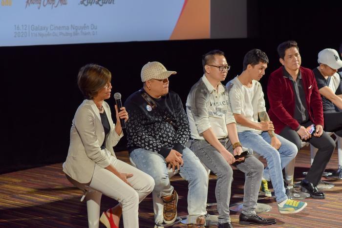 Đức Thịnh - Thanh Thuý cùng Nam Em - Lãnh Thanh dự họp báo ra mắt loạt dự án phim mới Ảnh 23
