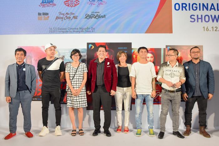 Đức Thịnh - Thanh Thuý cùng Nam Em - Lãnh Thanh dự họp báo ra mắt loạt dự án phim mới Ảnh 21