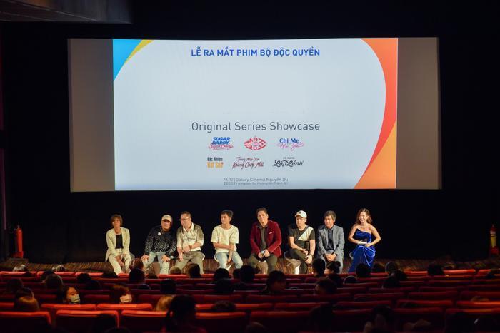 Đức Thịnh - Thanh Thuý cùng Nam Em - Lãnh Thanh dự họp báo ra mắt loạt dự án phim mới Ảnh 25