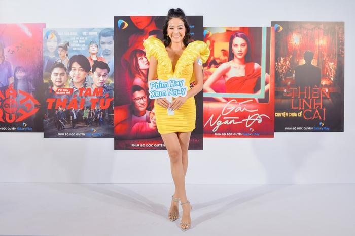 Đức Thịnh - Thanh Thuý cùng Nam Em - Lãnh Thanh dự họp báo ra mắt loạt dự án phim mới Ảnh 10